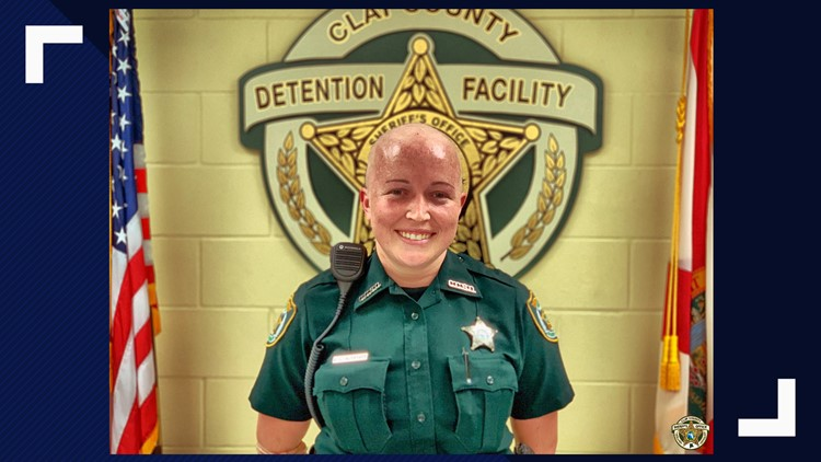 Clay County deputy recovering after double mastectomy surgery