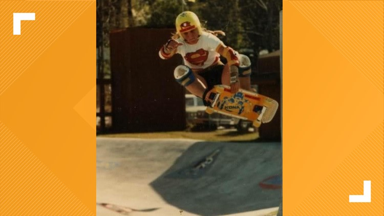 Olympic Dreams: The Queen of KONA Skate Park