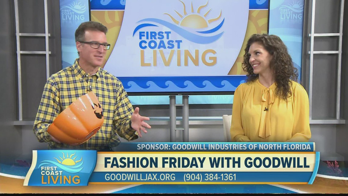 Fashion Friday presented by Goodwill
