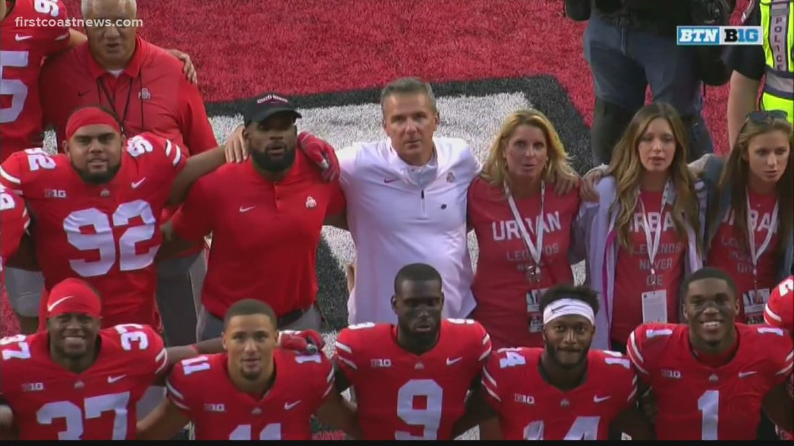 Shelley Meyer on Urban Meyer's jump to the NFL