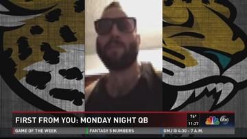 10-3 Monday Night Quarterback
