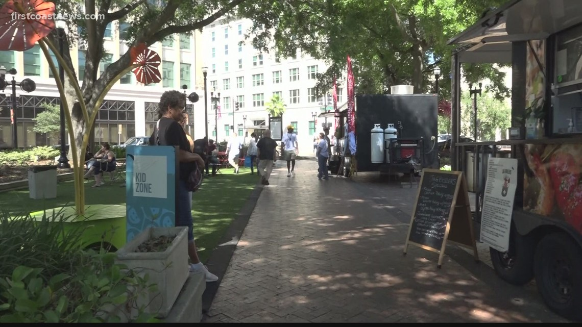 Cajun Festival in Downtown Jacksonville draws crowds from out of state