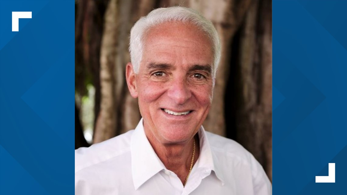 Charlie Crist meeting with local leaders in Jacksonville