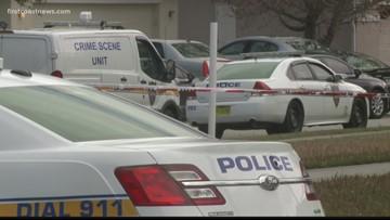 Woman shot dead outside Westside home