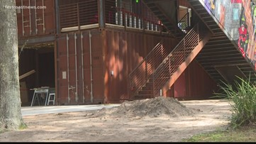 Interest soars for St. Augustine man's house made of shipping containers