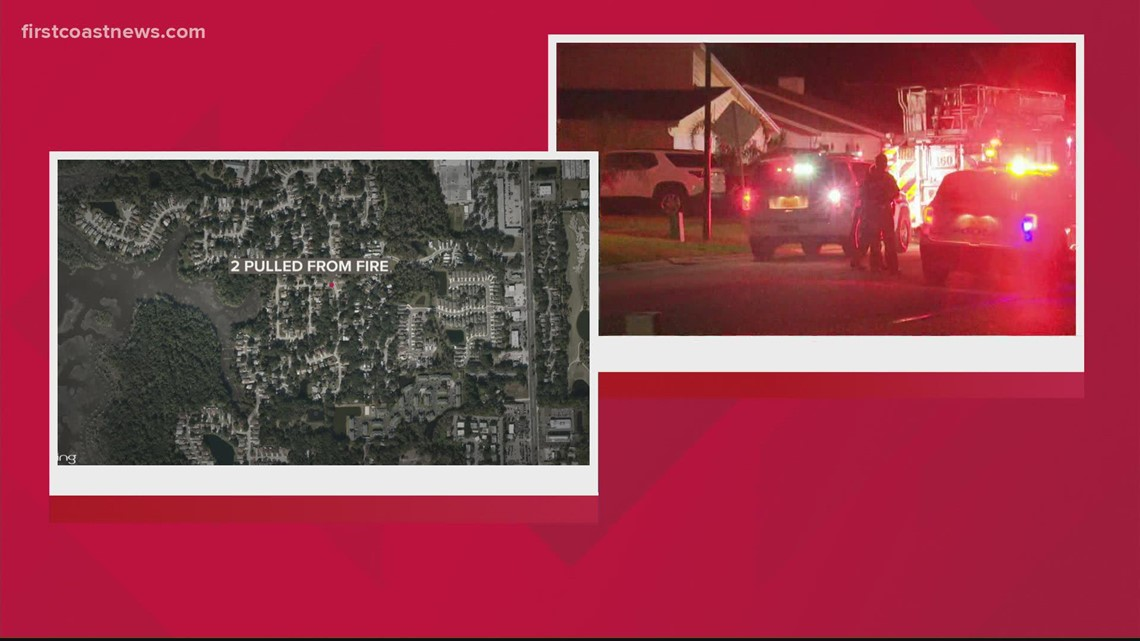 1 dead, 1 injured in house fire in Jacksonville's North Beach area
