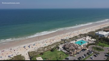 St. Johns County beaches closed indefinitely to combat COVID-19
