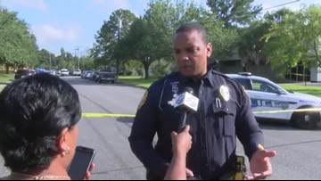 Tallahassee Police speak after six people stabbed in industrial park