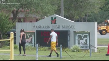 No weapon found at Mandarin High School after school went on lockdown Friday afternoon
