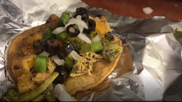 Jacksonville chef turns Jaguars QB Nick Foles' favorite foods into a taco, you won't believe what's on it