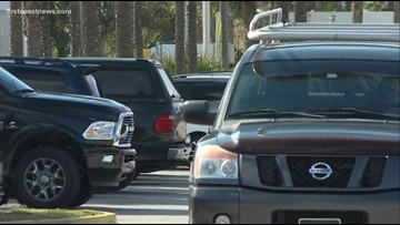 Free parking wins at St. Johns County beach lots, boat ramps