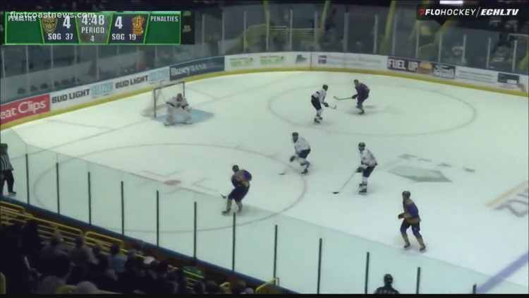 Red-hot Icemen ready for stretch run