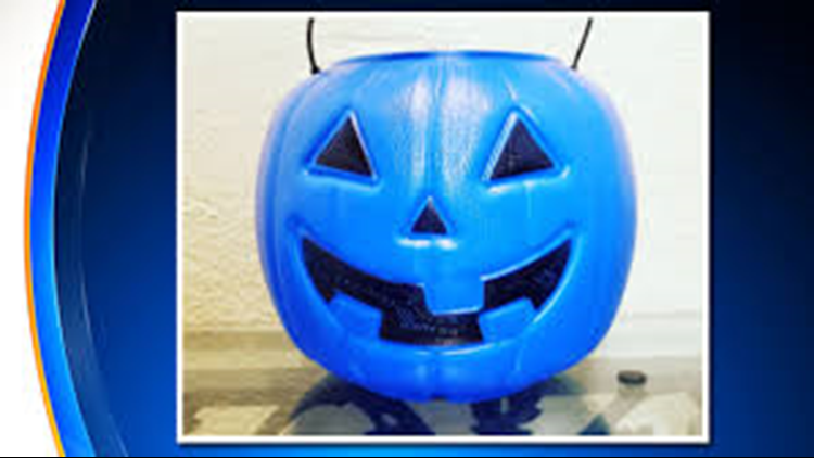 Jacksonville company giving out free Halloween buckets for autism awareness