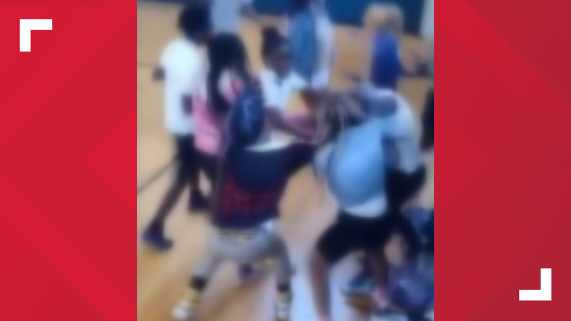 Florida mom angry after videos surface of student being attacked