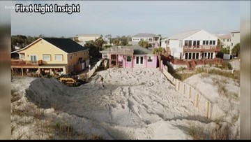 St. Augustine building, zoning codes being strengthened to prevent dunes from being destroyed