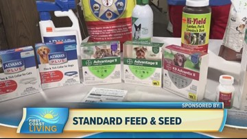 Are your dogs itchy? Head to Standard Feed & Seed for some relief (FCL January 17th 2020)