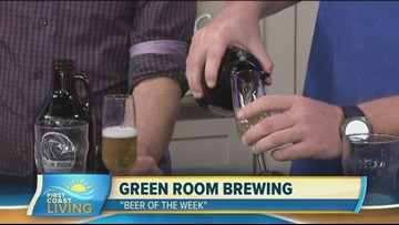 Beer of the Week: Green Room Brewing Co. (FCL Apr. 10)