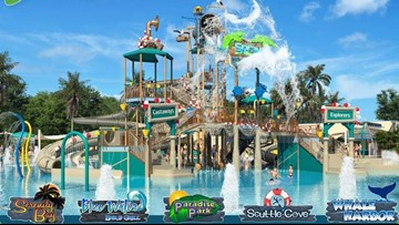 Four-story water park coming to Northeast Florida