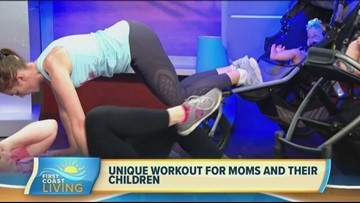 Unique Workout For Moms and Their Kids in Jax (FCL May 17)