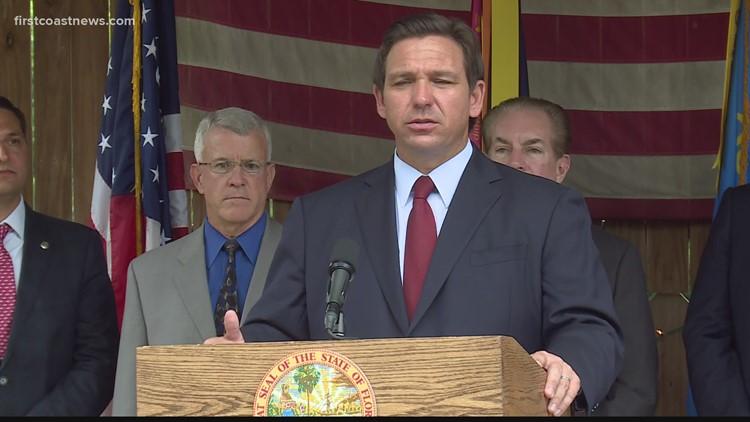 'Purple Star Campus Program' signed into law by Florida Governor DeSantis