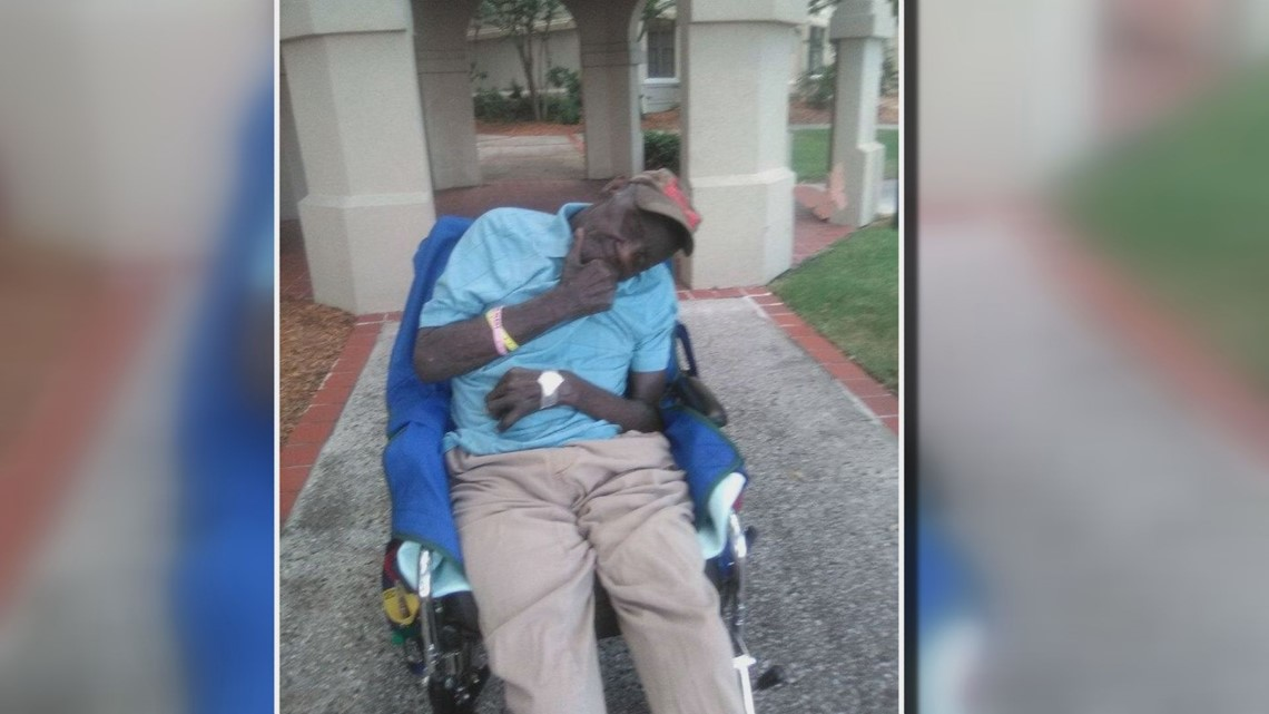 Woman to sue Orange Park nursing home, says staff put coffee grounds under dad's bed to hide smell from wound