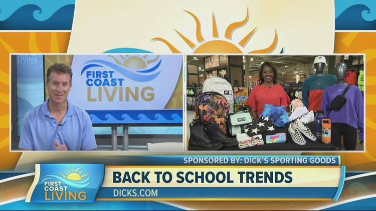 The latest back to school trends from Dick's Sporting Goods (FCL Aug. 2, 2021)