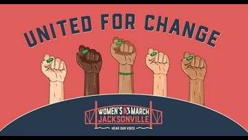 Women's Marches scheduled around the First Coast this weekend