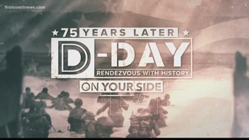 Here is where you can watch the D-Day special: Rendezvous with History