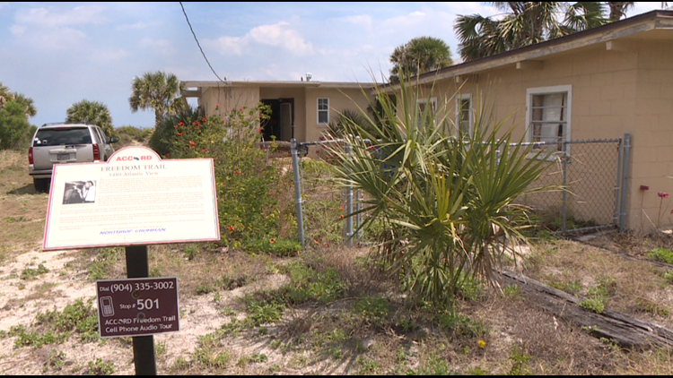 St. Johns County beach house with connection to MLK up for sale