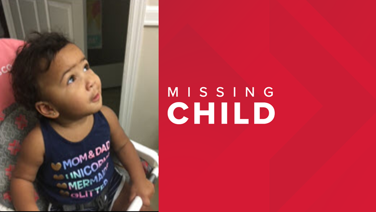 Missing 1-year-old girl from Lake County found safe
