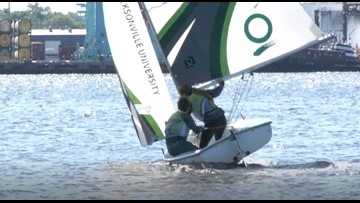 JU Sailing sets sights, sail on the national stage