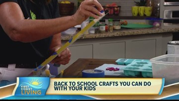 Back-to-School Crafts (FCL July 23)