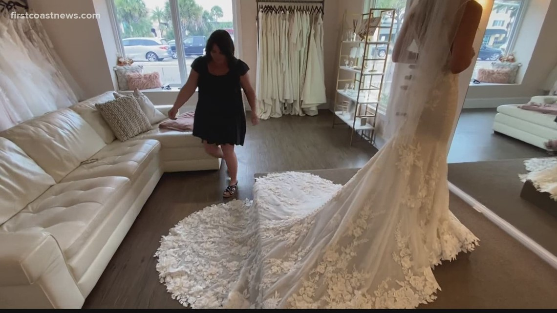 Local couples, businesses head into peak wedding season with caution and celebration