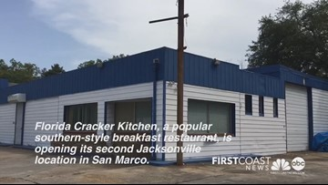 Florida Cracker Kitchen is headed to San Marco