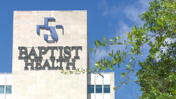 Baptist Health staff claim they are forced to use PTO if they get COVID-19