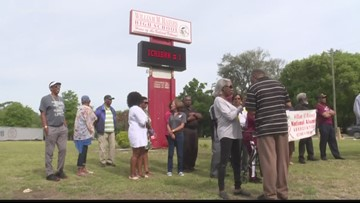 Raines High School consolidation taken off table