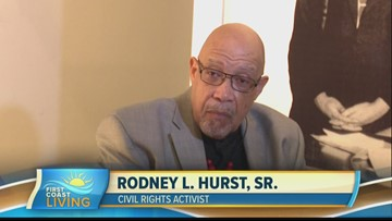 Civil Rights Activist Rodney L. Hurst Sr.: 'You had no choice but to run'