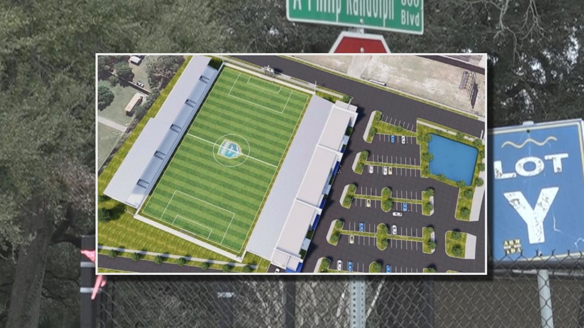 New Jacksonville Armada stadium receives seal of approval from city council