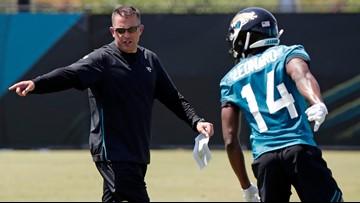 Jaguars and Offensive Coordinator John DeFilippo part ways