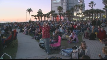 Easter Sunrise Service at Jax Beach continues annual tradition