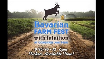 Intuition Ale Works moving taking Oktoberfest party to the farm