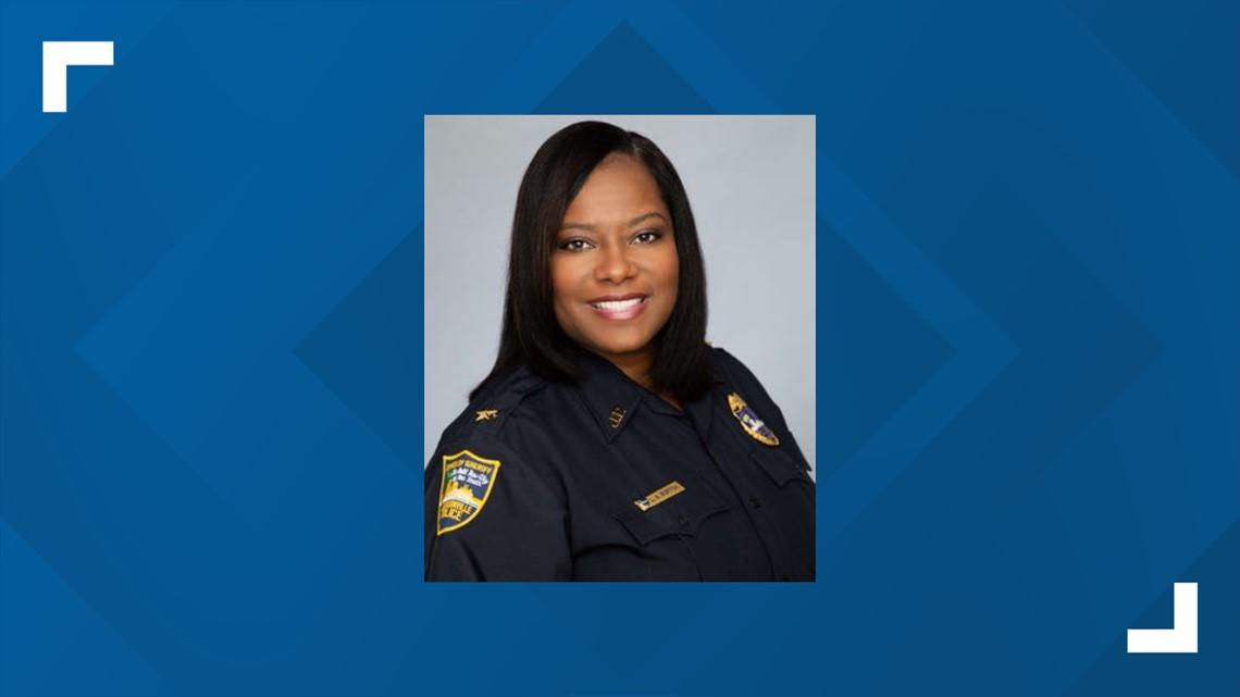 Lakesha Burton Veteran Jacksonville Officer And Past Pal Head Kicks Off Run For Sheriff Firstcoastnews Com