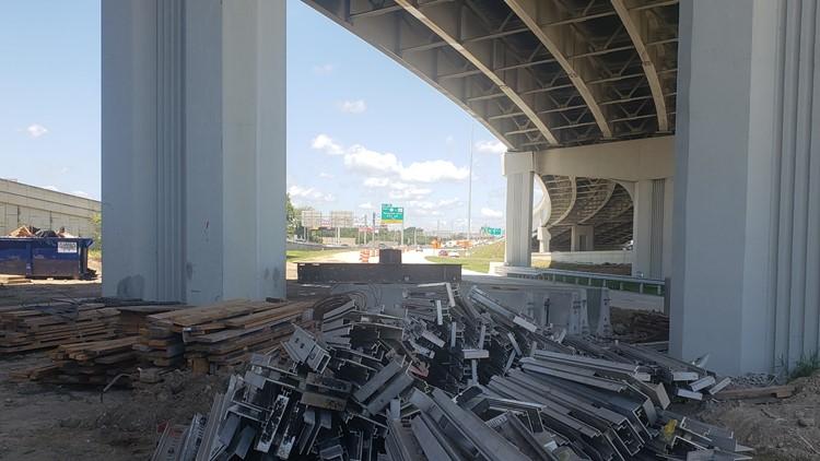 I-10 widening project, Fuller Warren Bridge improvements in full swing for $301 million