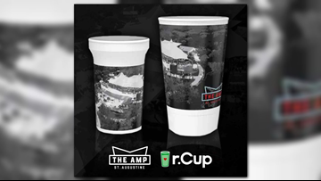 The Amp strikes new tune with reusable cups, banning single-use plastic