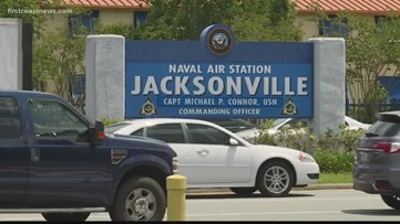 18 people with ties to NAS Jacksonville being tested for coronavirus