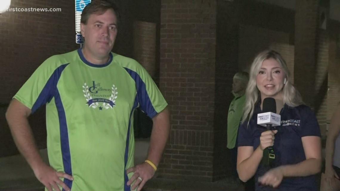 Galloway Training program trains future marathon finishers in Jacksonville