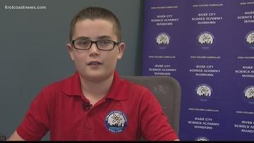 STEM Student of the Week: Wesley Ganas