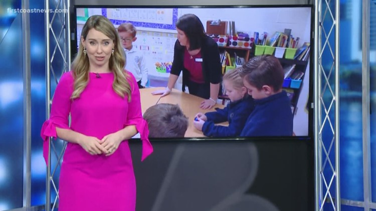 Teacher of the Week: Audrey Cain of San Jose Episcopal Day School