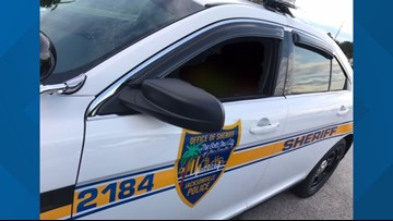 JSO vehicle stolen out of Westside found thanks to tip