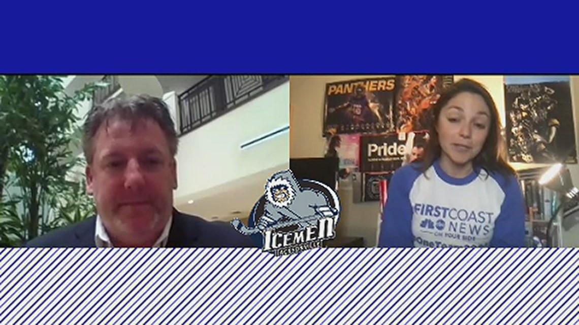 One-on-One with Jacksonville Icemen head coach Jason Christie